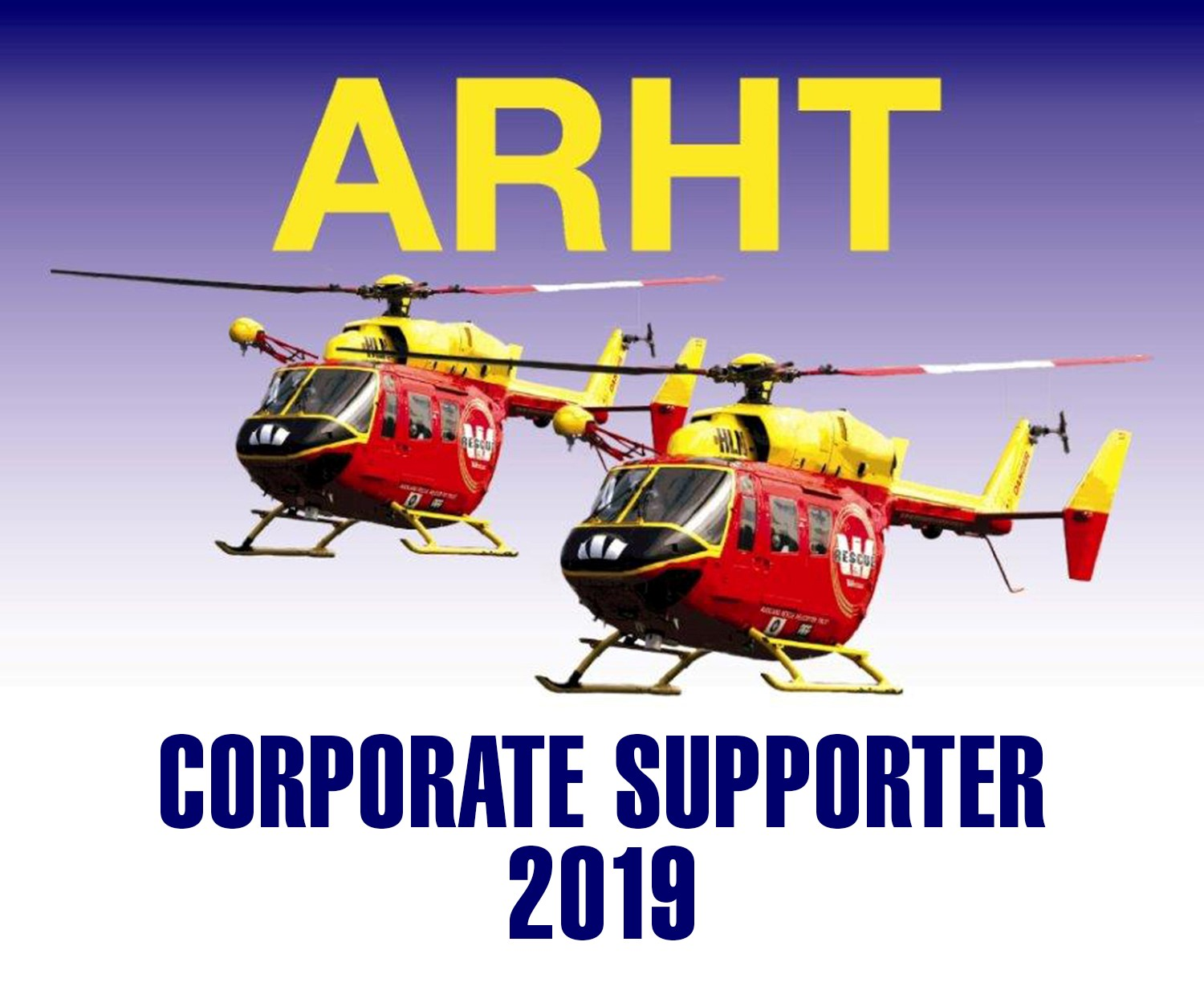 Corporate Supporter Logo - 2019